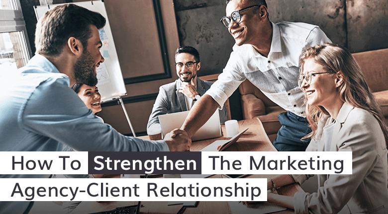 Marketing Agency - Process