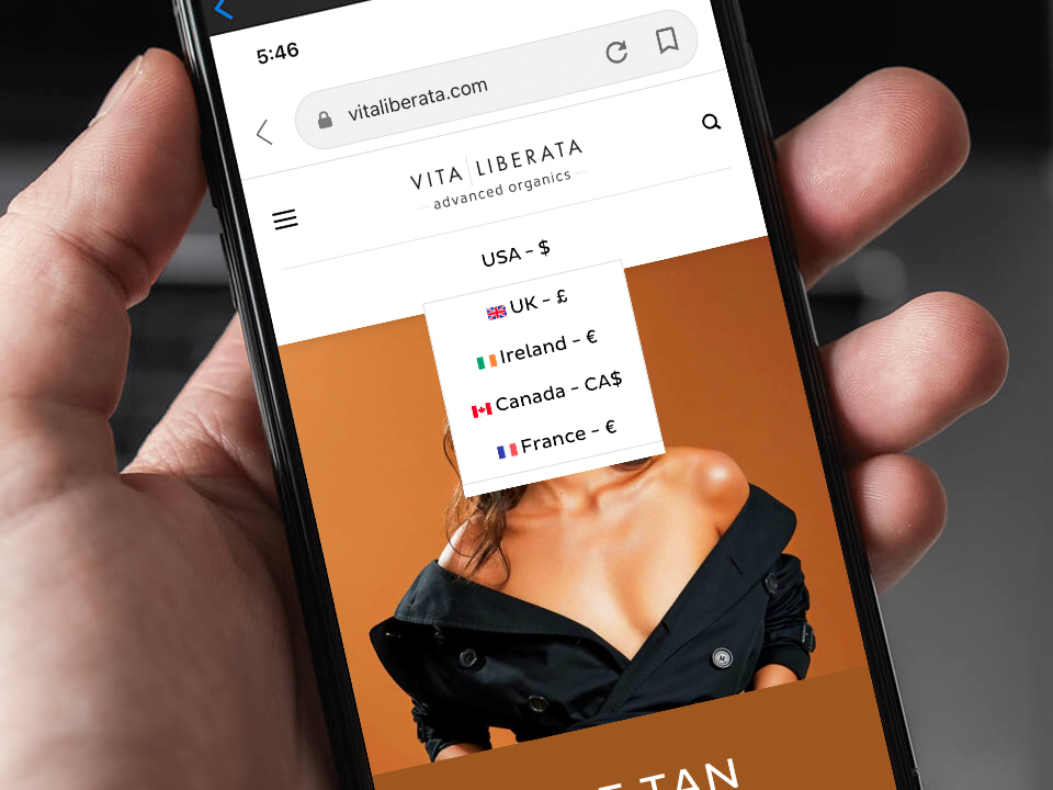 Beauty-Brand-Marketing-Agency-Website-Vita
