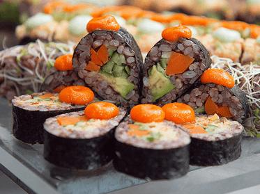 Beyond Sushi Food & Beverage Marketing | Eventige