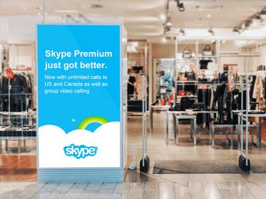 Skype Kiosk; Branding and Rendering Design Case Study - Eventige