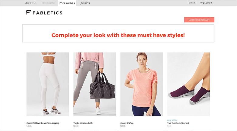 Digital Marketing Personalize Screenshot