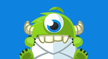 Mascot Of A Web Design Company Optinmonster