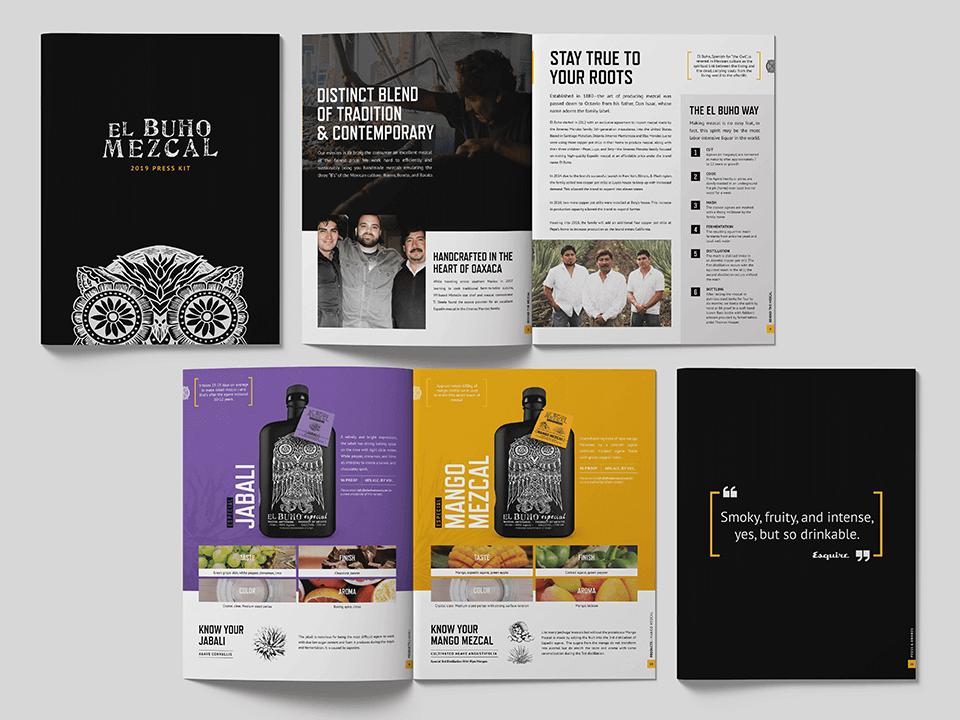 El Buho Alcohol Marketing Companies Photo 4
