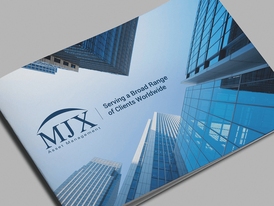 Full-Service Web Development Company Printed Products for Asset Management Company