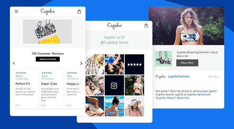 Marketing Strategy Social Conversions Screenshot