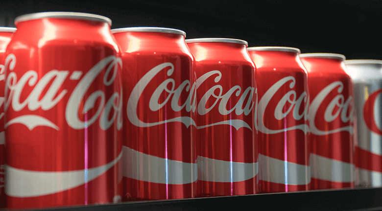 Product Packaging Design Influences Brand Positioning - Coca-Cola Cans