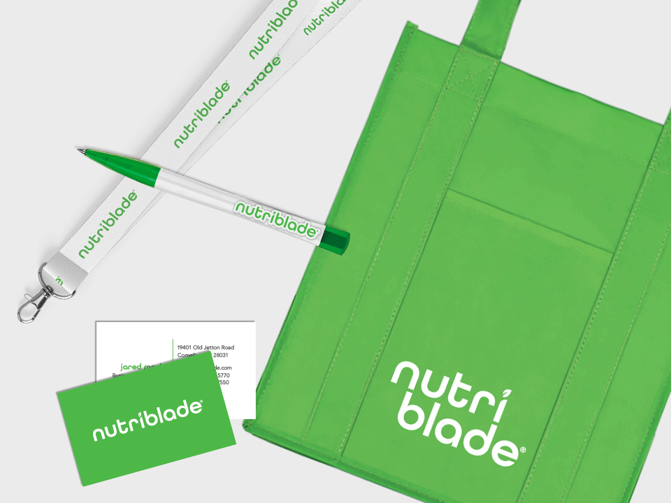 Image Of Branded Souvenir Products For A CPG Food and Beverage Company