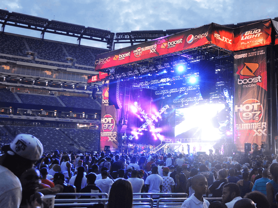 Photo Of Concert Scene By Concert Event Marketing Services