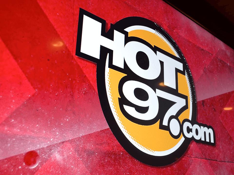 Concert Event Marketing Includes Radio Station Logo