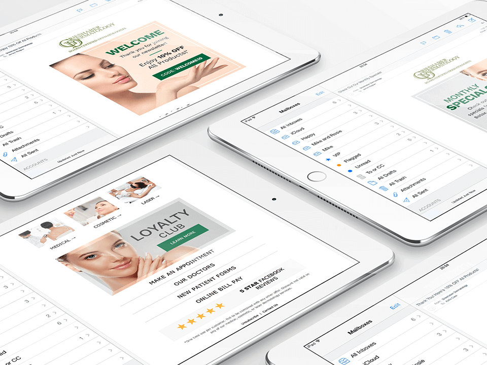 Dermatology Marketing Agency For Mobile Development And Design
