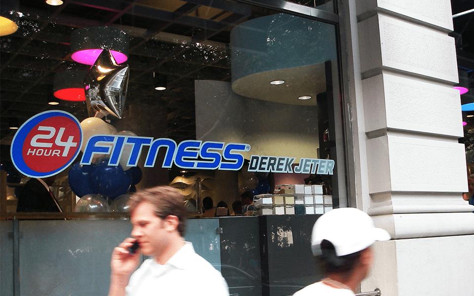 Fitness Marketing Agency Gym Photo