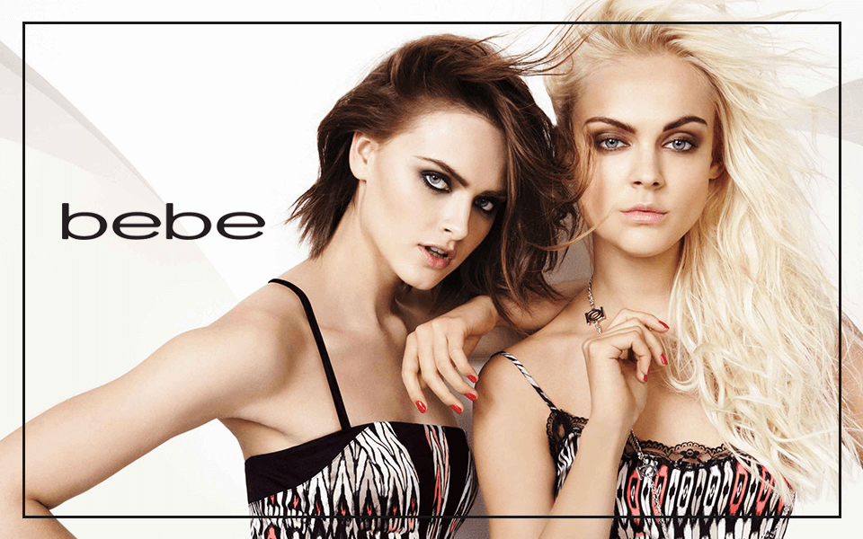 Social Media Agency Website Photo of Fashion Campaign With 2 Women