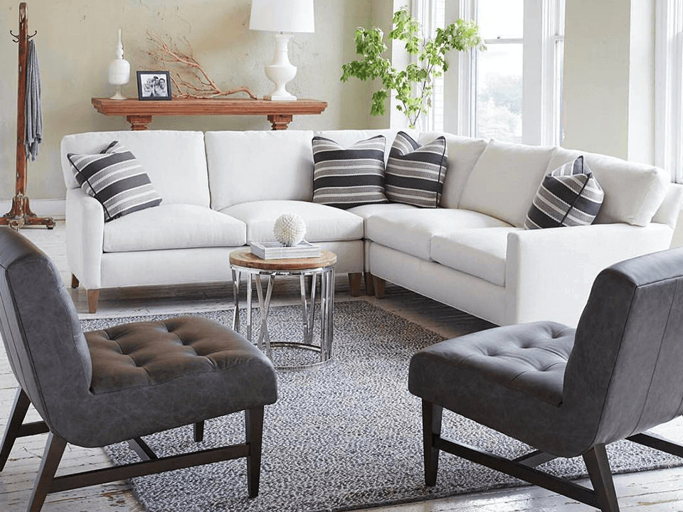 Marketing Company Photo Of Upholstered Living Room Set