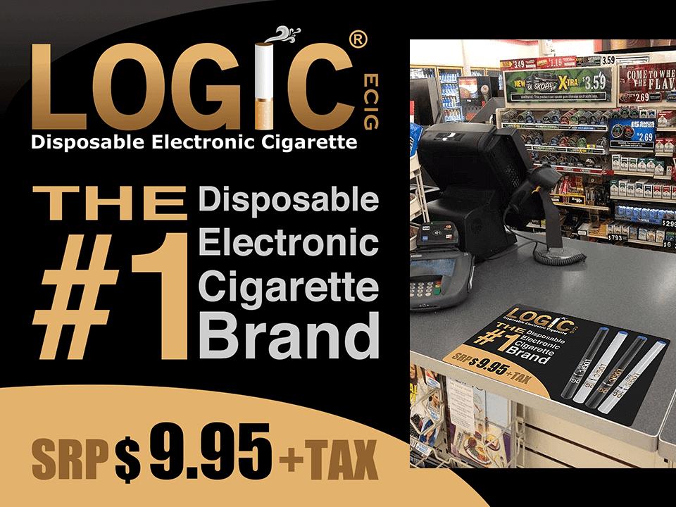 Printable Advertisement of eCigarette and Vaping Retailer