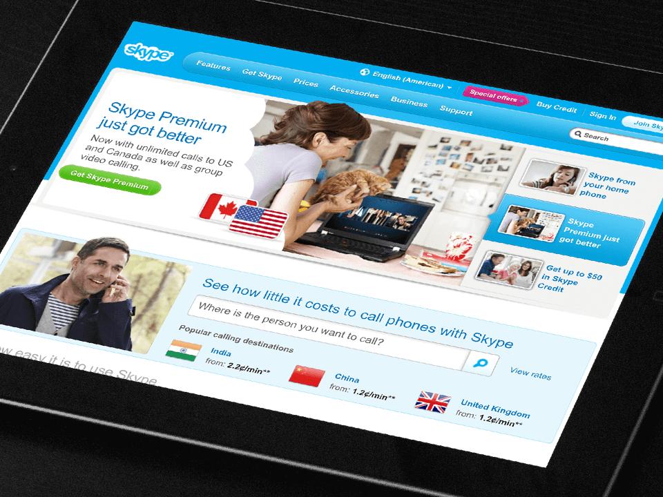 Functional Design Showcasing Tablet View for Branded Kiosk