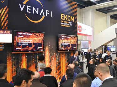Venafi Cyber Security Marketing Case Study - Eventige