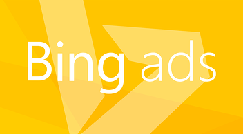 Logo Of The Advertising Service For Search Engines Called Bing Ads