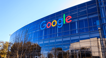 A Picture Of A Business Building Of Company Google Involved In Consistent Innovation