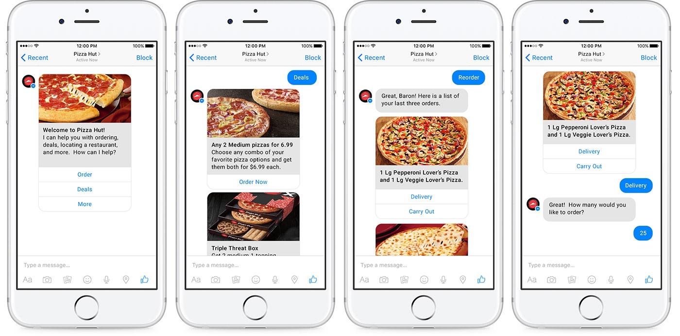 Pizza Hut Chatbot