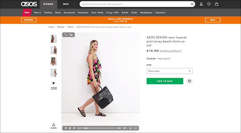 Embed Quality Pictures and Videos on Your Product Page