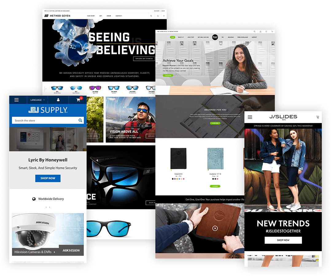 webWeb Design: Create Your Brand Experience