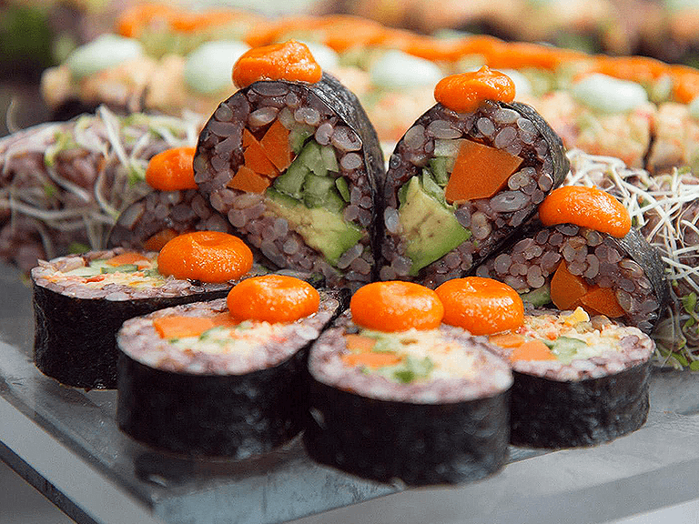 Beyond Sushi Food & Beverage Marketing | Eventige