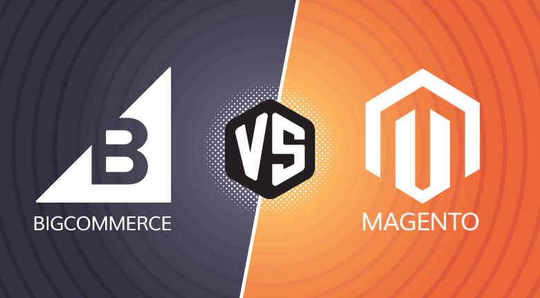 Logos Of Bigcommerce Vs Magento