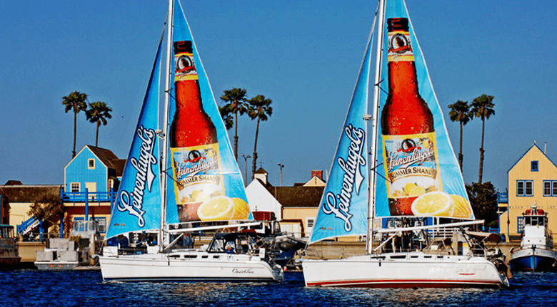 Keeping Your Brand Afloat With Photo Sails