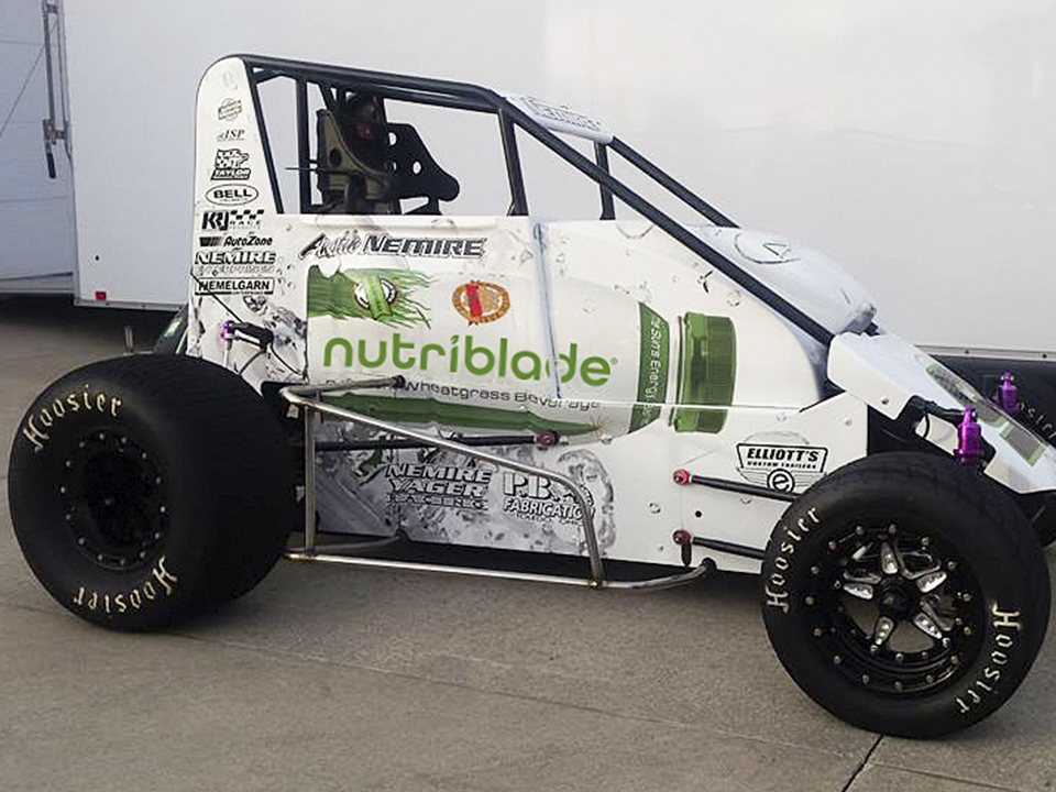Photo of Branded Nutriblade Company Car