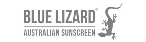 CPG Sunscreen Brand Logo For Blue Lizard