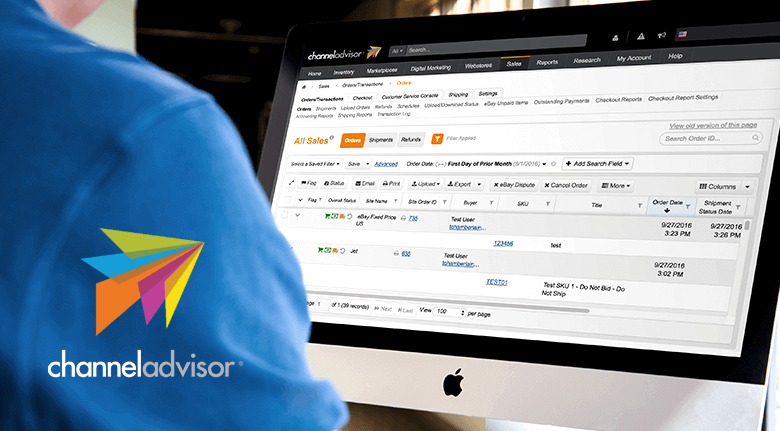 ChannelAdvisor - Optimizes and Increases Your eCommerce Sales