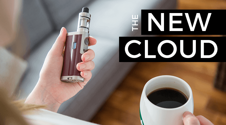 The New Cloud: Marketing Ecigs & Vapor Brands