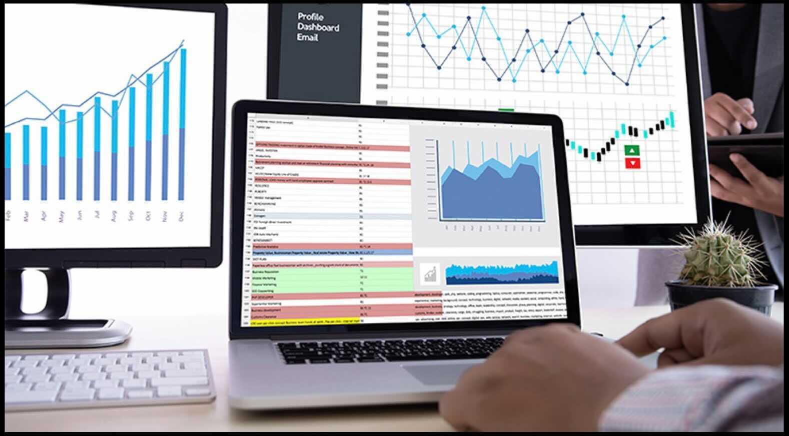 Event Marketing Analytics On Multiple Screens