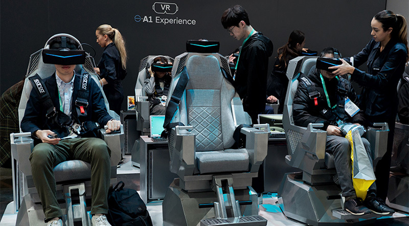 VR Multi-Sensory Brand Activation Event