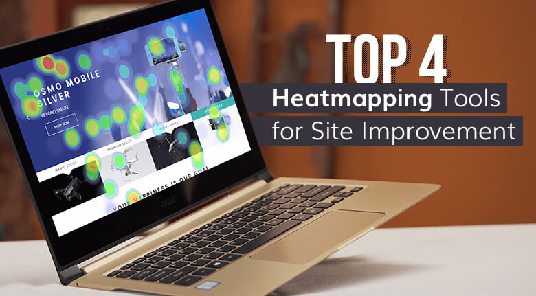 Top 4 Heatmap Tools for Site Improvement
