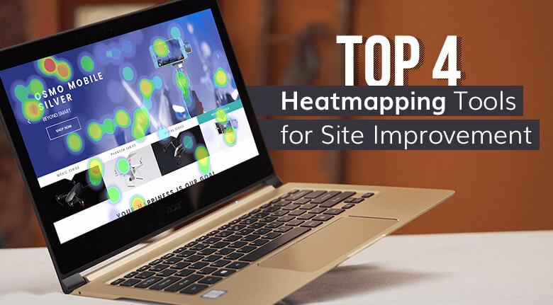 Top 4 Heatmap Tools for Site Improvement
