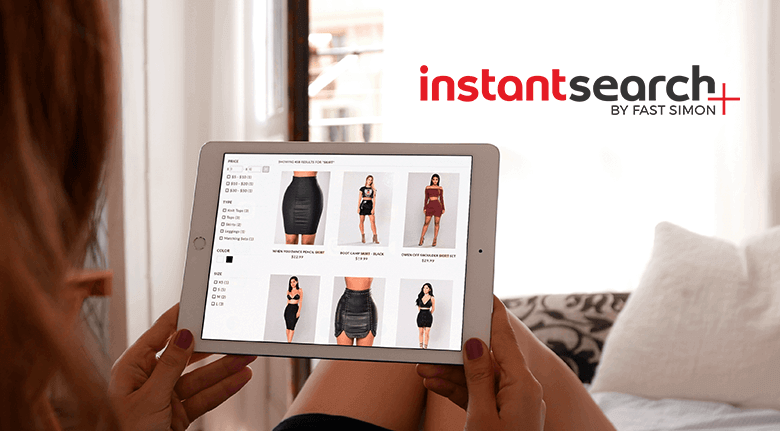 InstantSearch+: The Perfect Link Between Shoppers and Merchants