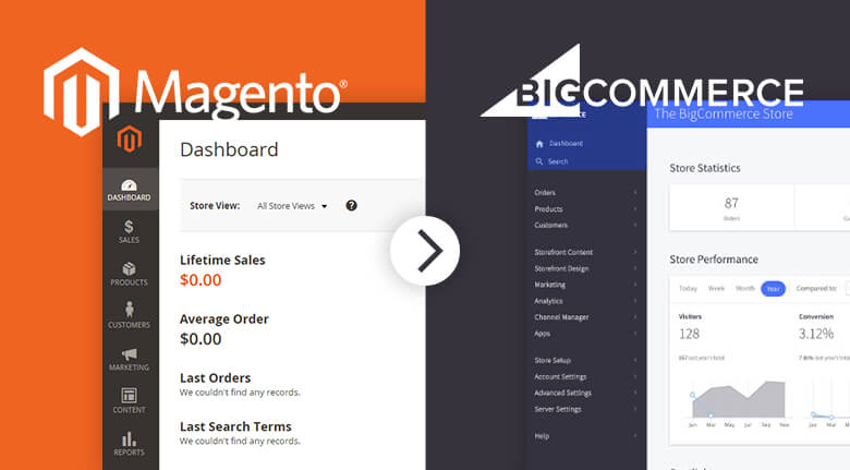 Migration From Magento To Bigcommerce