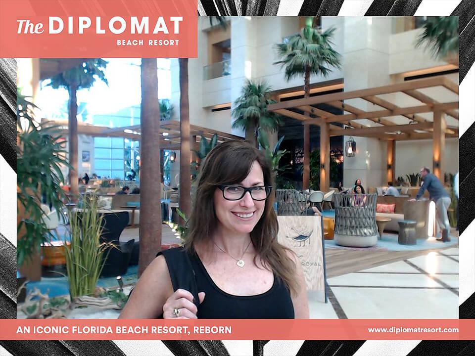 Full-Service Social Media Marketing Agency Hotel Interior