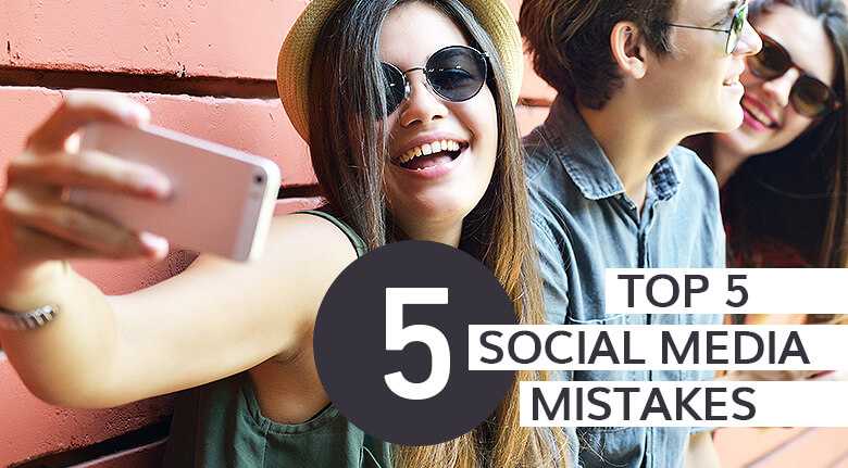 Top 5 Mistakes That Brands Make on Social Media