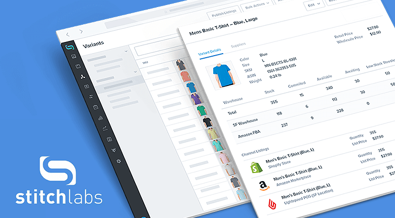 Stitch Labs: All-in-One Solution for Inventory Management, Fulfillment, and Analytics