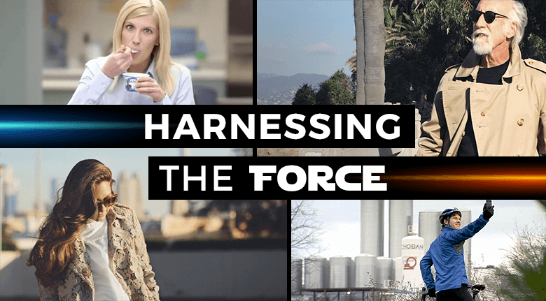Harnessing the Force: User Generated Content
