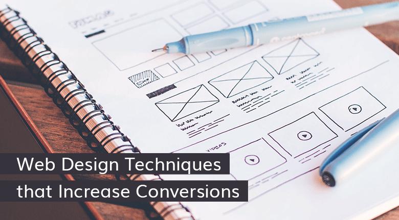 6 Ecommerce Web Design Techniques That Increase Conversions