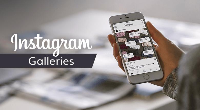 Selling On Instagram: Shop Now Instagram Galleries
